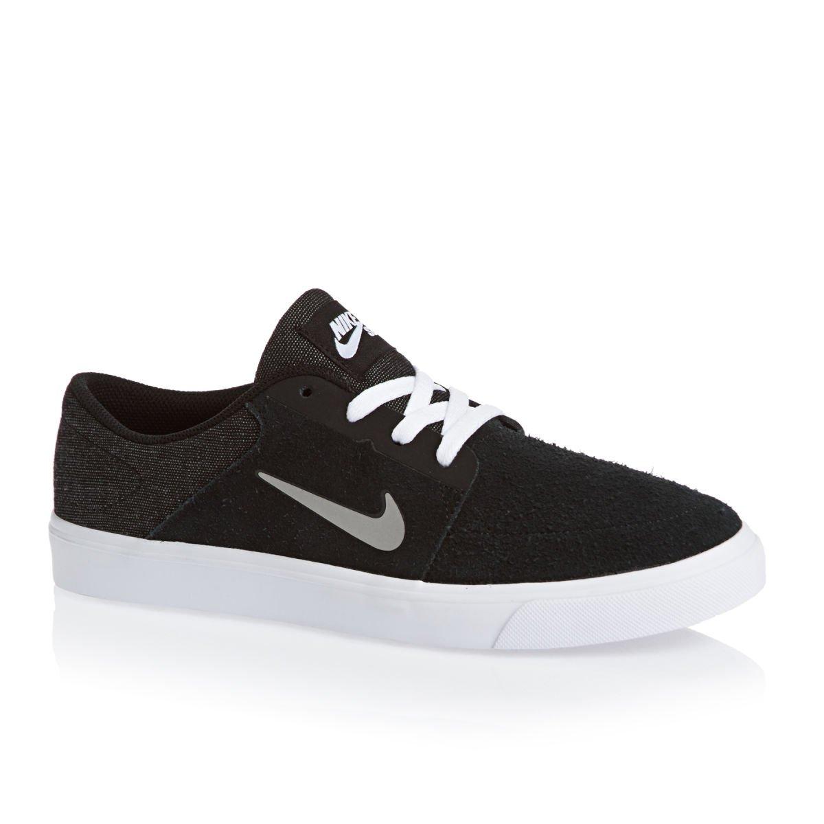 Nike 880268 010 Hombres, (Blanco, Gris, Negro (Wolf Grey/White-Black)), 11 D(M) US
