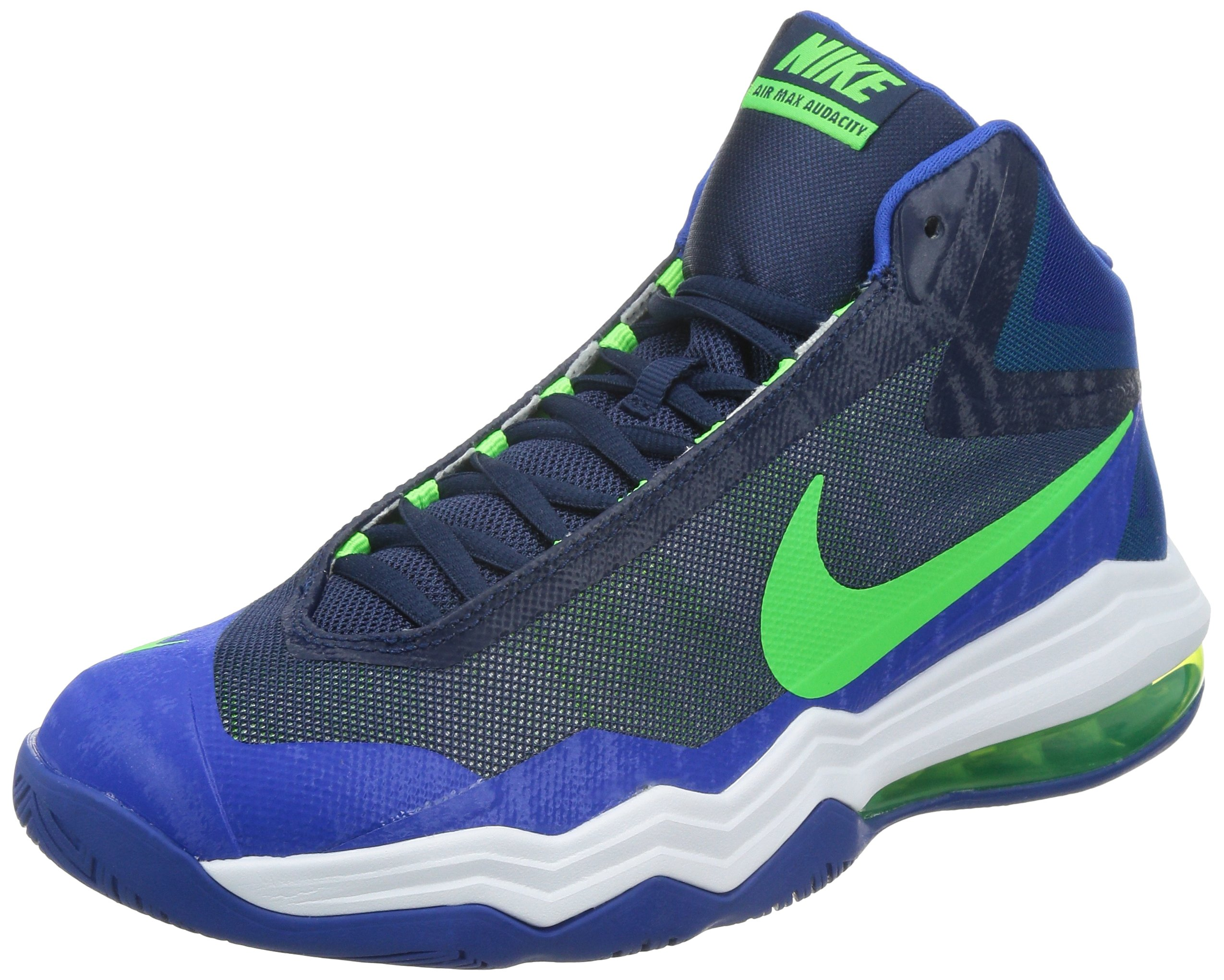 4e0626e2b56b ... Nike Men s Men s Men s Air Max Audacity Basketball Shoes 4cbe4f ...